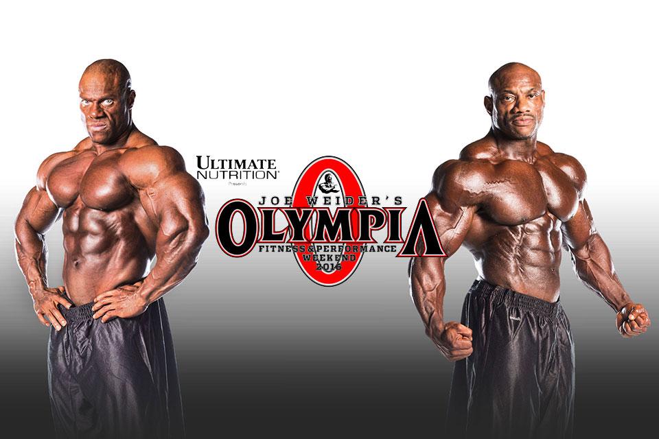 Mr. Olympia 2016. Foto: Reprodução