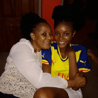 See late Moji Olaiya's beautiful 18-year-old daughter, Adunoluwa photos - visited Tinubu yesterday