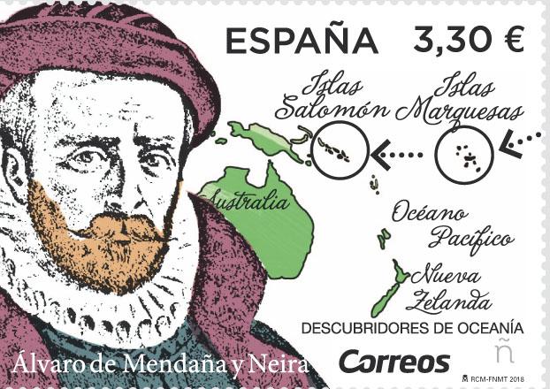 Álvaro de Mendaña y Neira