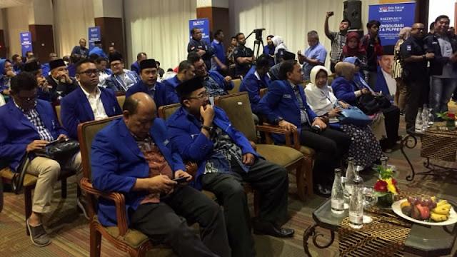 PAN: Tolak Gerakan #2019GantiPresiden, Pemerintahan Jokowi Makin Jelek