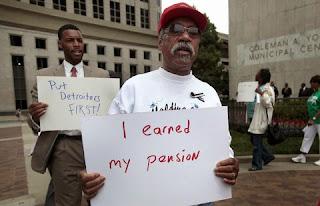Detroit's Pension Risks Still Linger?