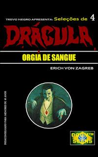 bolsilivro, cedibra, trevo negro, seleções de drácula, erich von zagreb