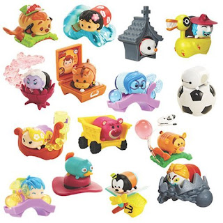 Disney Tsum Tsum Series 4 Mystery Blind Bags wave 4