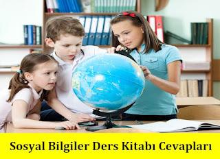 7. Sınıf Sosyal Bilgiler Ada Matbaa Yayınları Ders Kitabı Cevapları