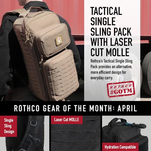 Rothco s Got a Brand New Bag #GOTM