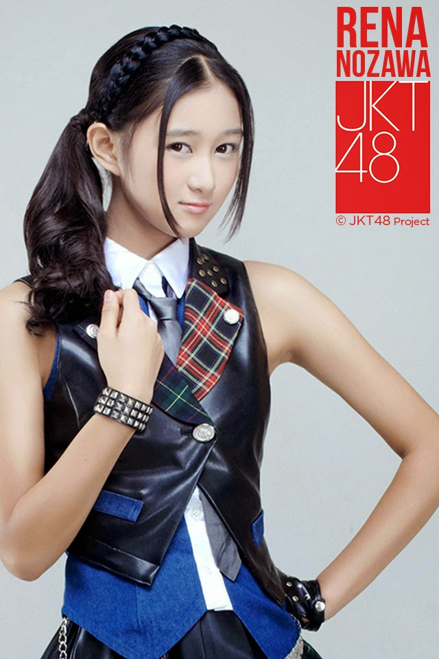 Wallpaper Mobile Content JKT48 Random Member (Part 8 ...