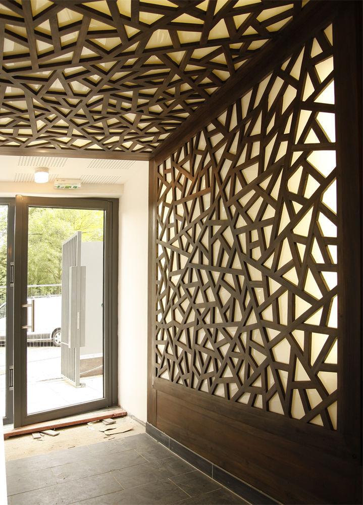 Foundation Dezin Decor 3d Wood Wall Panels