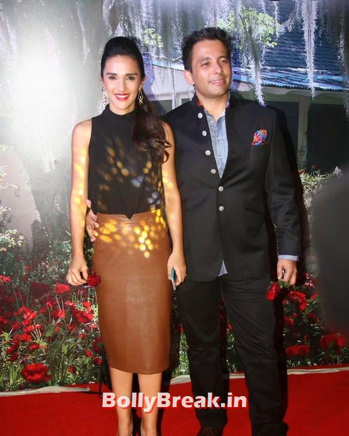 Tara Sharma, Roopak Saluja, 'The Best of Me' Premiere Photos