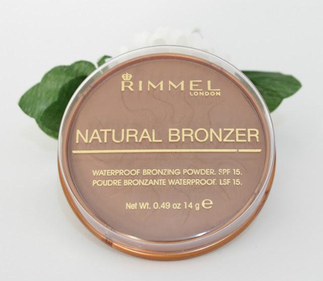 Natural Bronzer waterproof Rimmel London