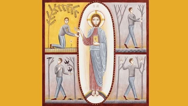 Οι μεταμοντέρνες αγιογραφίες του Ν. Σάριτς εκτίθενται στη Θεσσαλονίκη