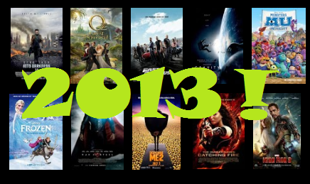 Top 10 Films of 2013