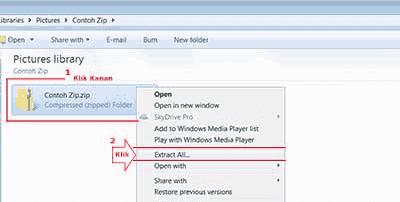 Cara-ekstrak-File-Zip-menggunakan-Windows-Explorer-