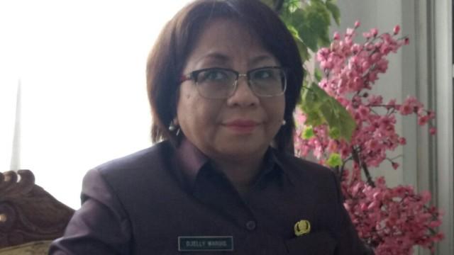 Kepala Dinas Pendidikan Minahasa Tenggara, Djelly Waruis, S.Pt, MM