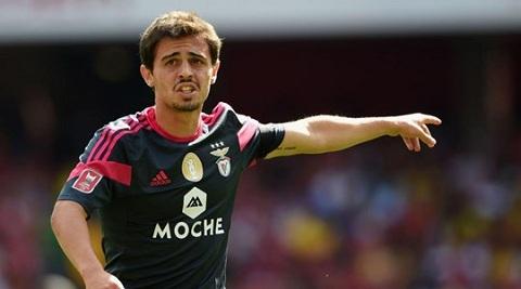 Bernardo Silva hâm mộ Benfica từ nhỏ
