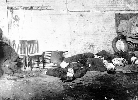A Grave Interest: The St Valentine's Day Massacre