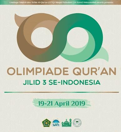 Olimpiade Qur'an Tahun 2019 se-Indonesia