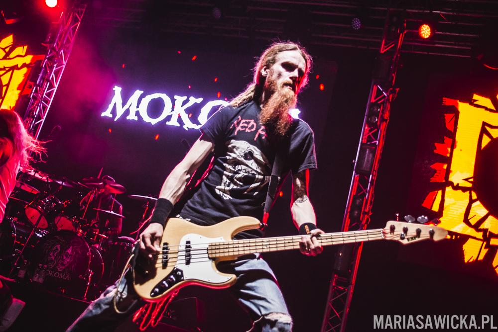 Santtu Hämäläinen Mokoma Sakara Tour 2016 Espoo esp bass