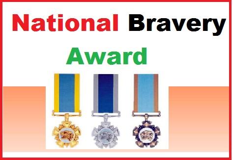 Bravery Award Bravery Award Certificate Template 1 Best 10 Templates