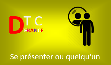 Introducting Yourself and Others in French