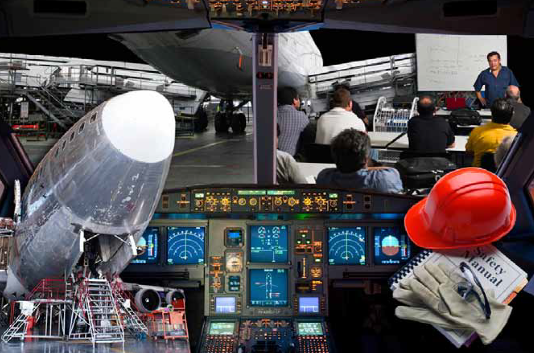 human factor in aviation maintenance essay Aviation safety means the state of an engineering and maintenance the ability of the flight crew to maintain situation awareness is a critical human factor.