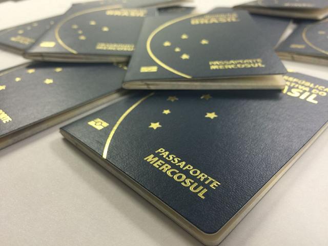 Documentos para tirar o passaporte brasileiro