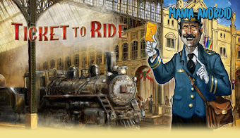 Ticket to Ride: First Journey v0.3.27 Apk Full