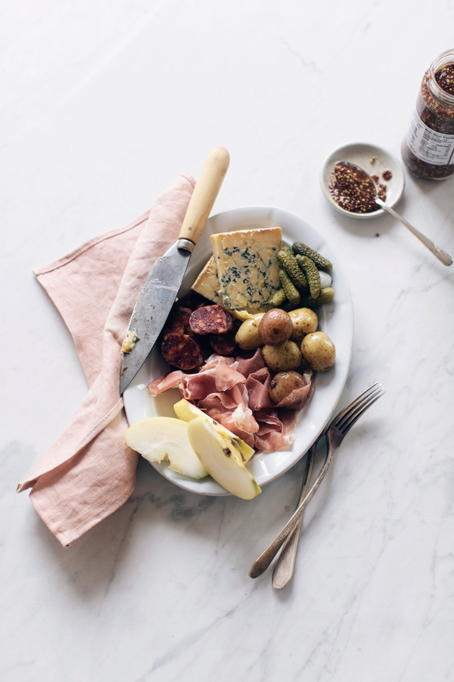 Antipasta: romantic recipes for valentine's day on hello lovely studio