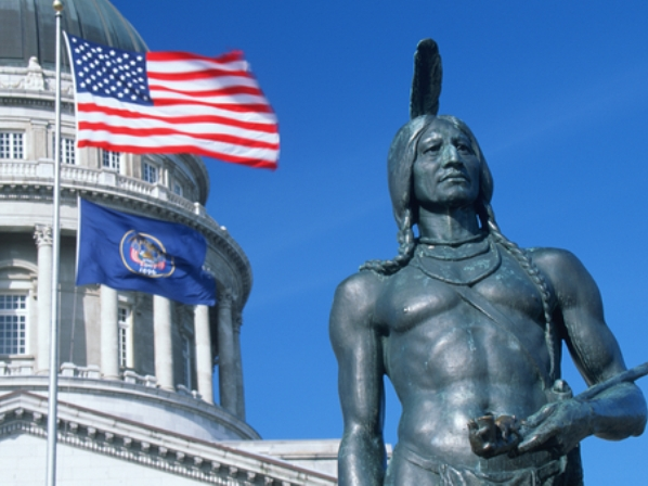 White Wolf : Do American Indians Celebrate The 4th Of July?