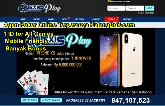 Cara bermain Poker Di agen poker online terpercaya