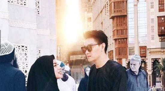 """Dylan - Ifan """"Seventeen"""". Foto dari Instagram Ifan Seventeen"""