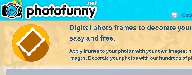 Bordes y marcos para fotos gratis - Photofunny - Solo Nuevas