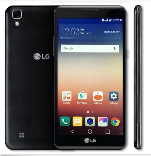 LG X Power 4G LTE Unlocked Smartphone Black LGUS610 - AT&T, T-Mobile, Verizon