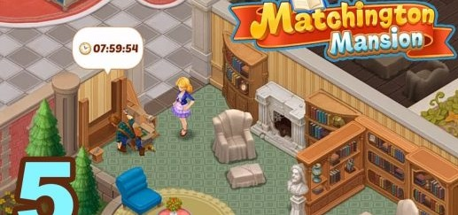 Screenshot Matchington Mansion Mod Apk