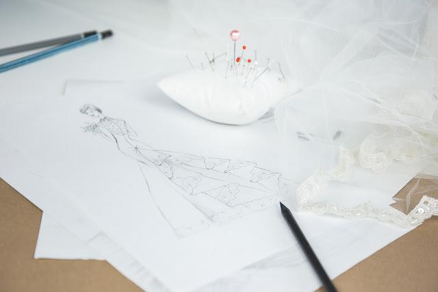 Belajar menggambar desain baju