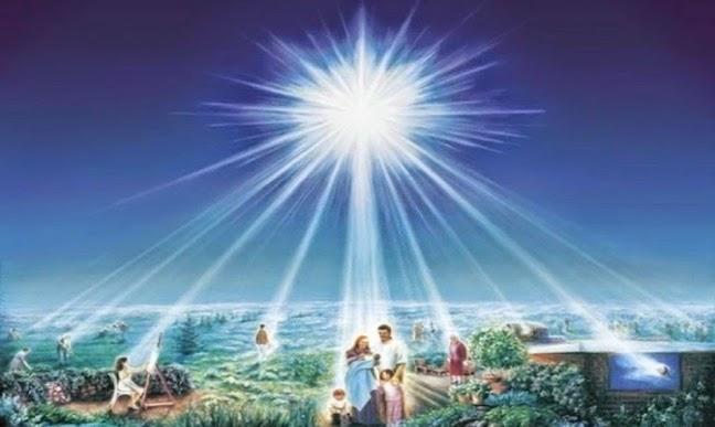 Projeto Terra: A Era Da Luz: COLÔNIAS ESPIRITUAIS: CONHEÇA