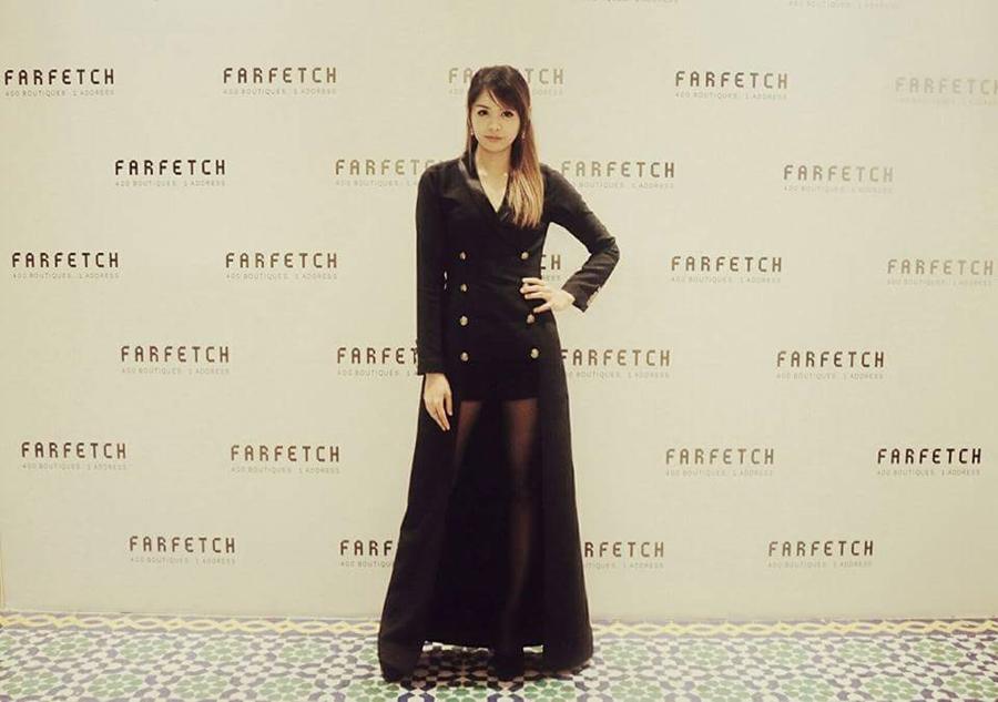 Farfetch Dubai Vogue