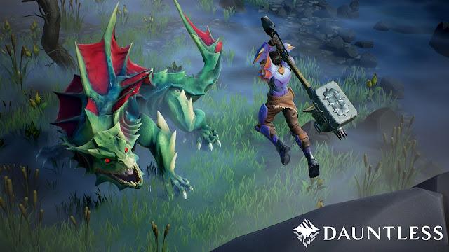 Dauntless revoluciona el mercado de juegos de rol en este 2018!