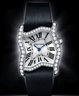 Montre Cartier Tank Folle