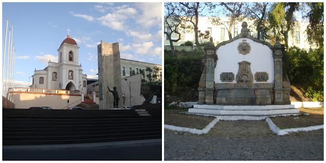 Monumento ao Expedicionário e Chafariz da Legalidade - São João del Rei - MG
