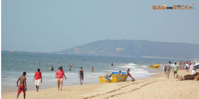 Calangute-Beach