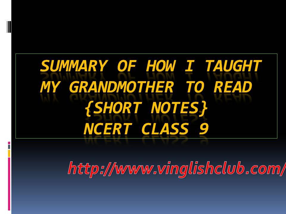 english essay my grandmother essay on my grandmother in english