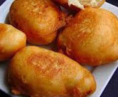 Resep makanan indonesia kue odading spesial (istimewa) khas bandung praktis mudah legit, sedap, enak, nikmat lezat