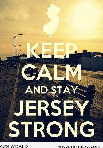 Jersey Strong