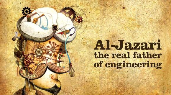 Al Jazari, Seorang Ilmuan Muslim Pencipta Robot