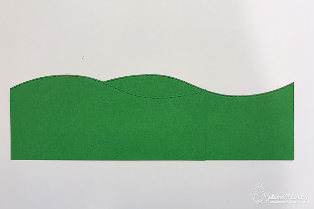 Hill Landscape Pop Up Card Tutorial