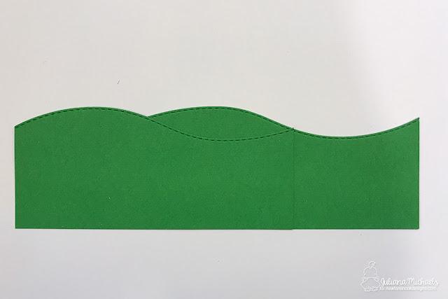 Hill Landscape Pop Up Card Tutorial