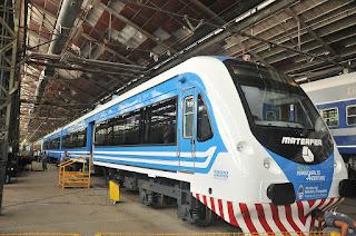 Santa Fe busca recuperar sus trenes Metropolitanos