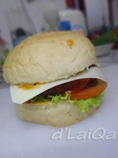 Chibi Burger ala Rika (3)