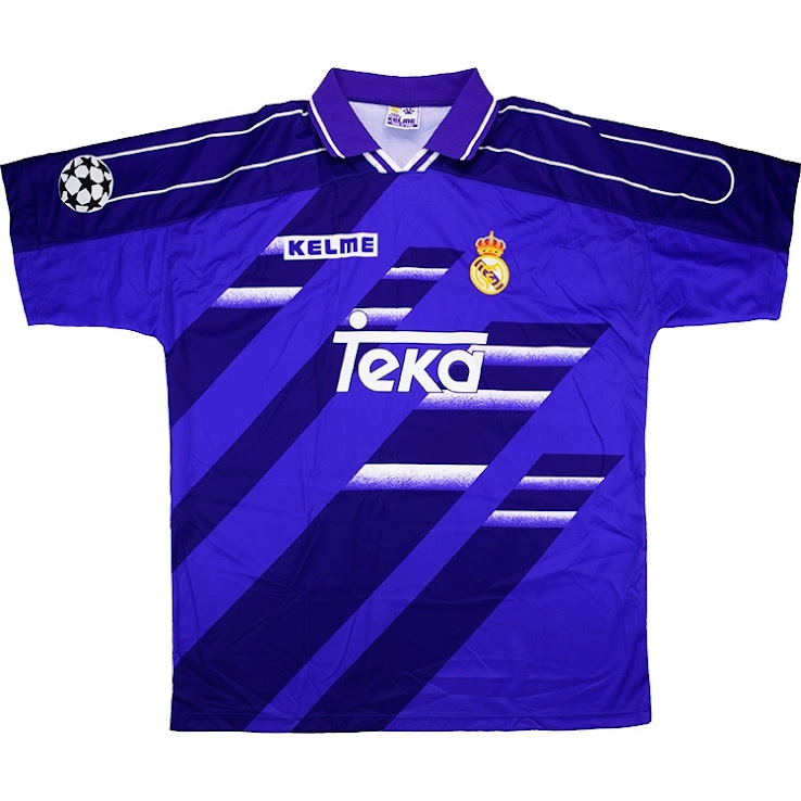 pretty nice d256a 990b9 Which Is Your Favorite? Here All Real Madrid Away & Third ...