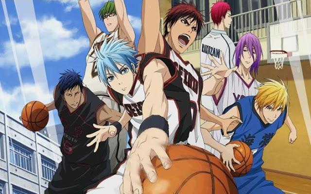Anime Sport Basketball Terbaik